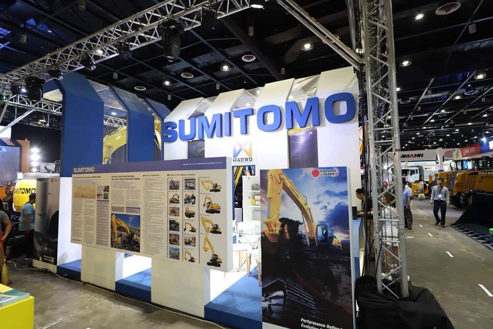 Sumitomo at PhilConstruct 2018 (2)