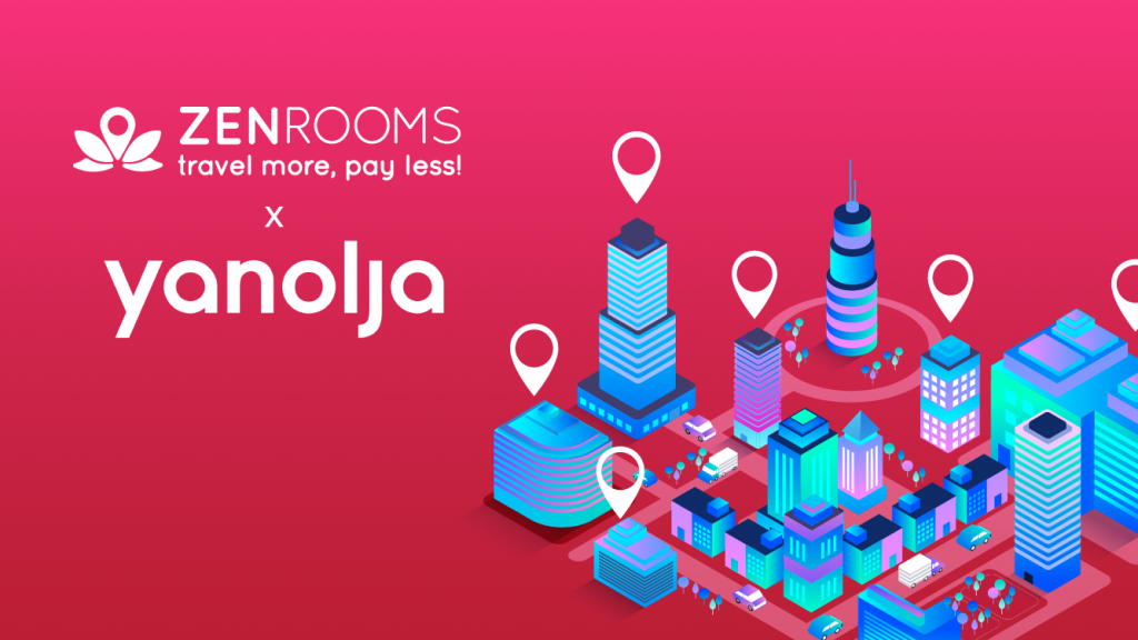 ZEN Rooms Joined Forces With Yanolja