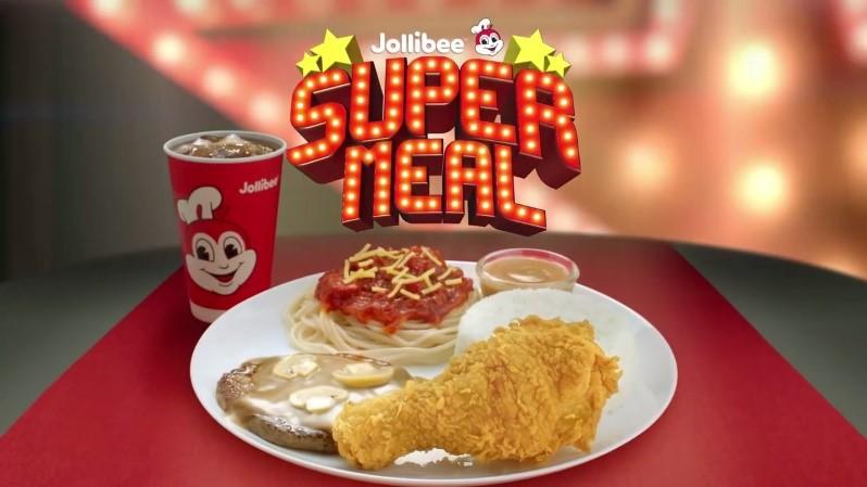 Jollibee Super Meals