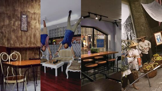 Check Out These Unique Coffee And Culture Spots In Manila
