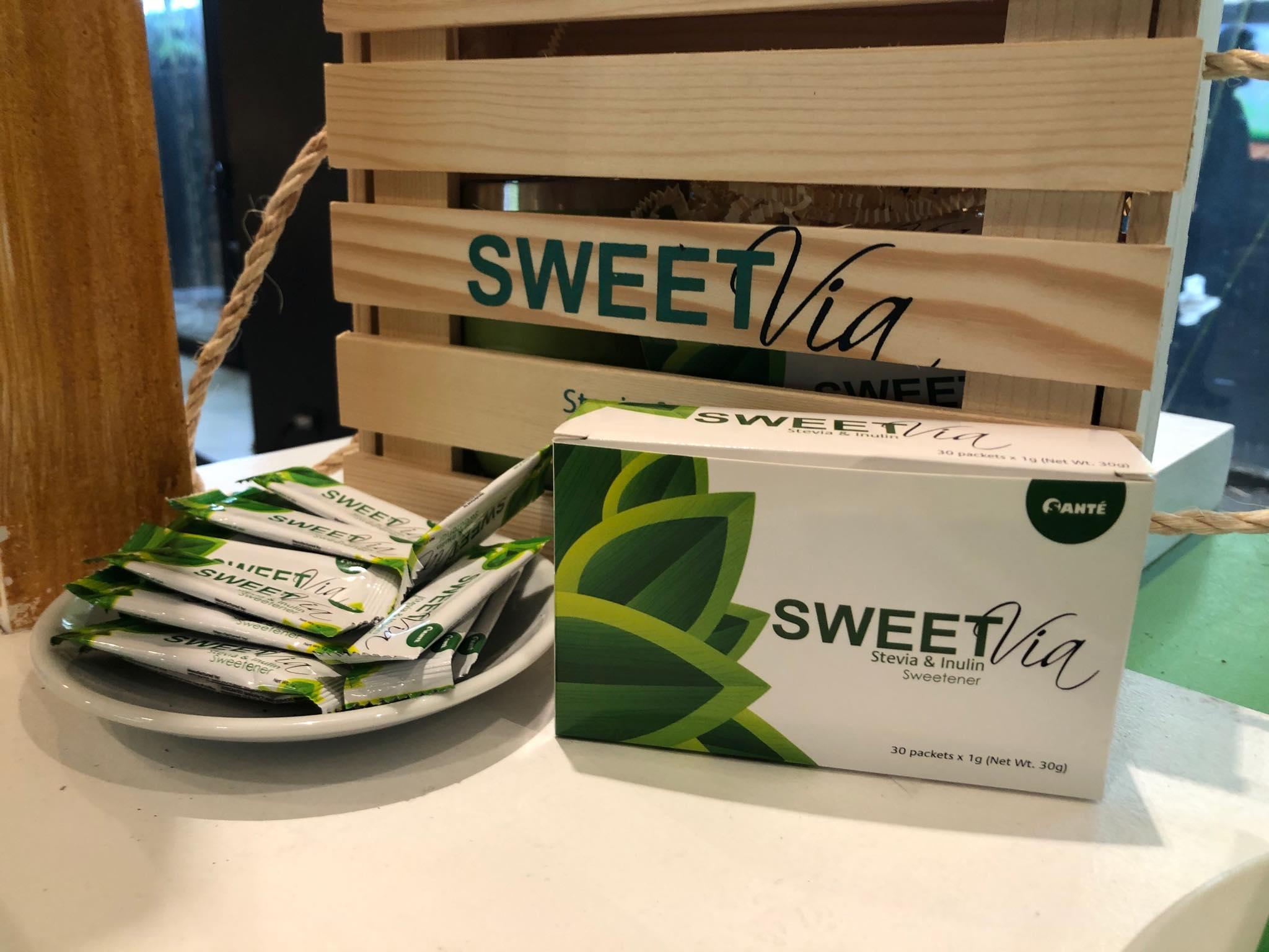 SweetVia