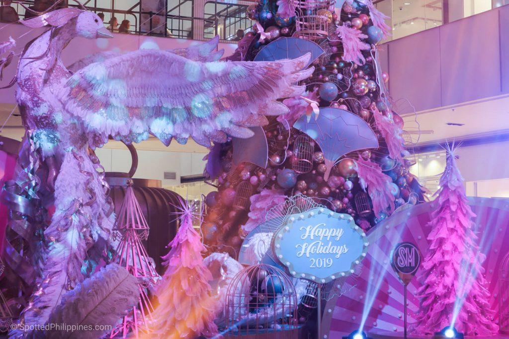 SM Aura Premier Festive Splendour