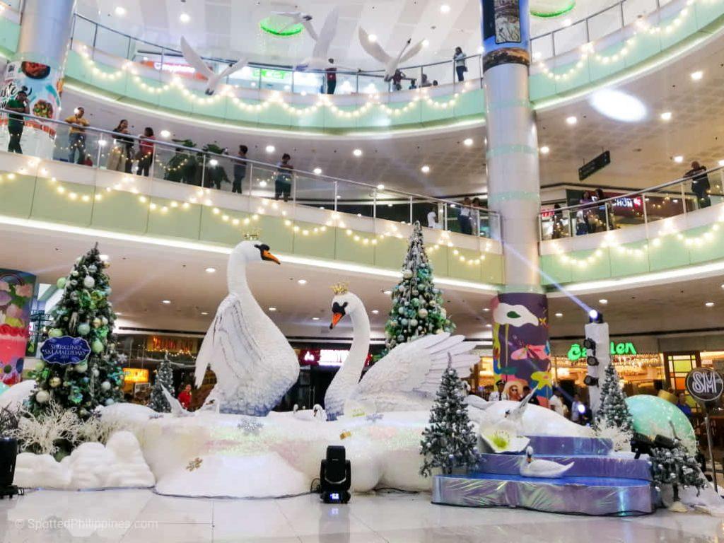 Winter Wonderlake at SM City Dasmarinas