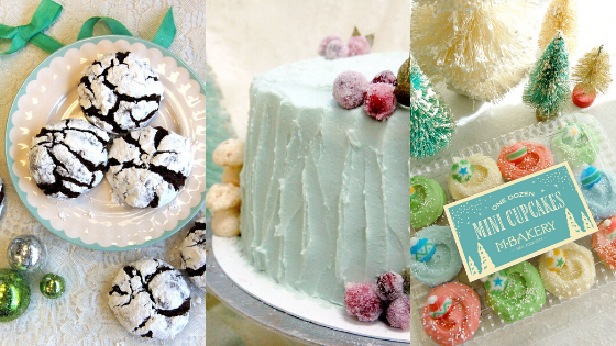 Celebrate Christmas With These M Bakery's Special Treats