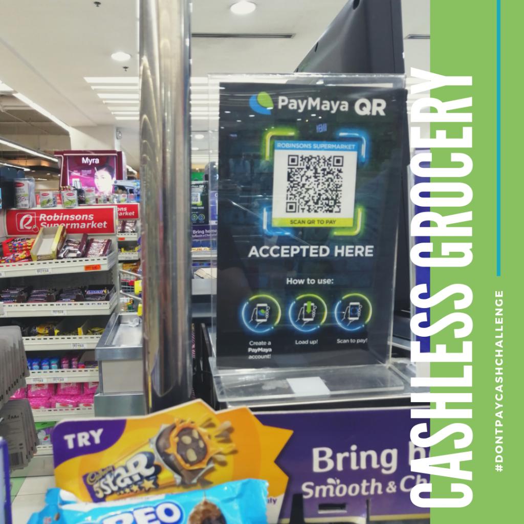 Paymaya x Robinsons Supermarket