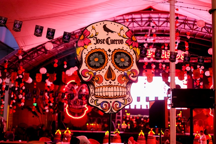 Jose Cuervo's 4th Annual Day Of The Dead