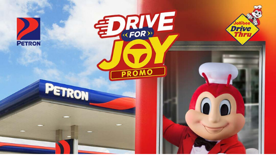 Gas Up At Petron And Get Freebies With Drive For Joy Promo