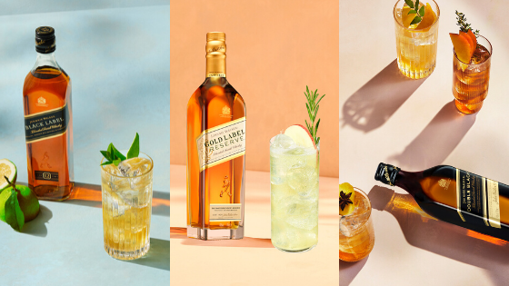 Johnnie Walker Introduced A New Way To Enjoy Whiskey