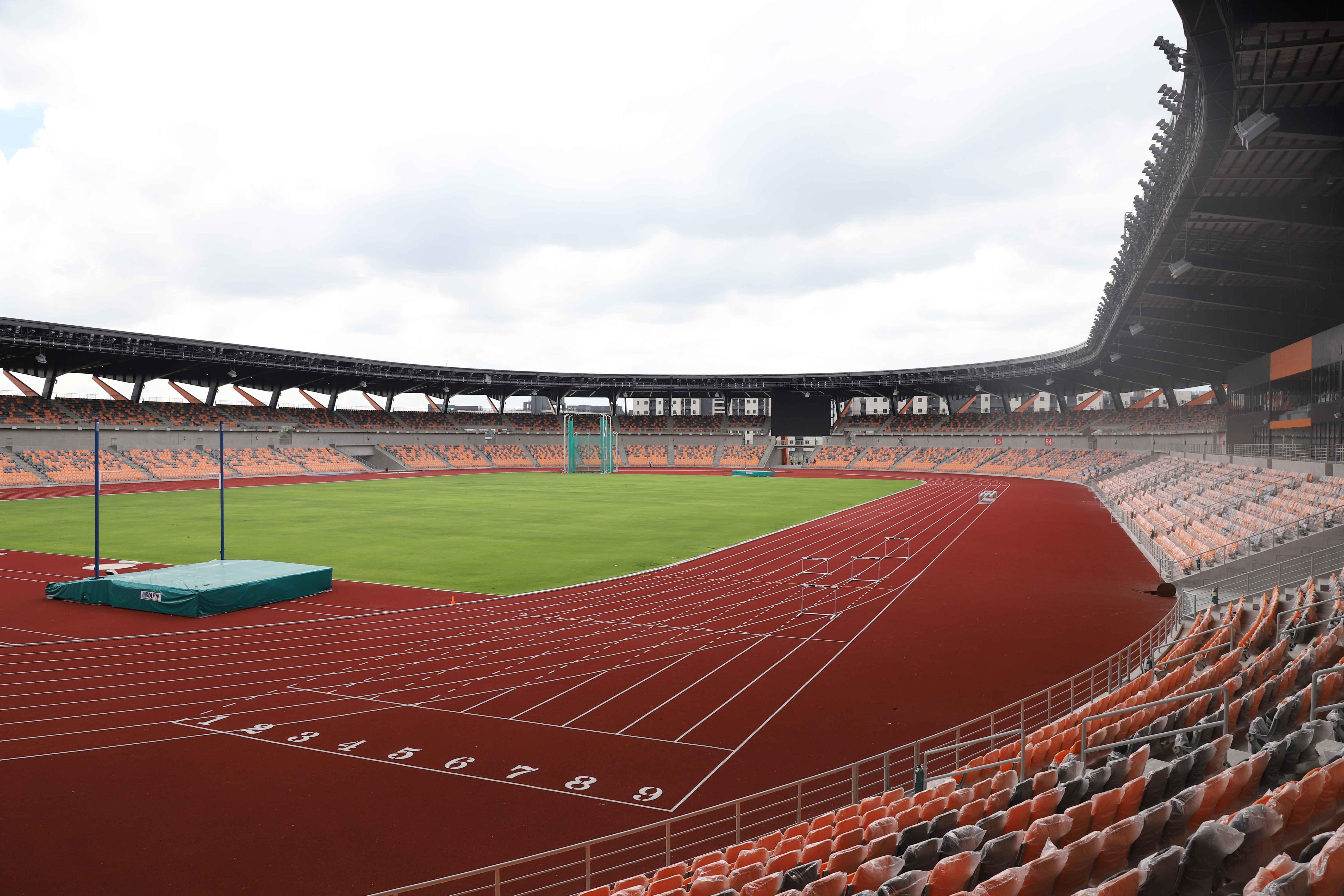 Athletics Stadium (photo credit: BCDA)