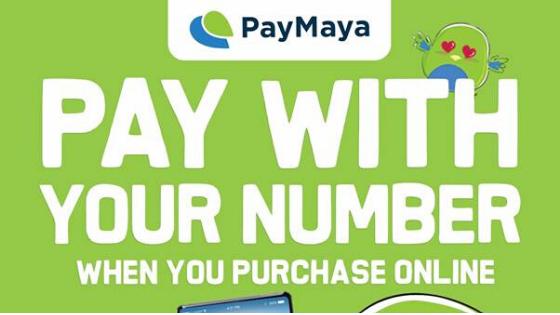 Paymaya mobile number