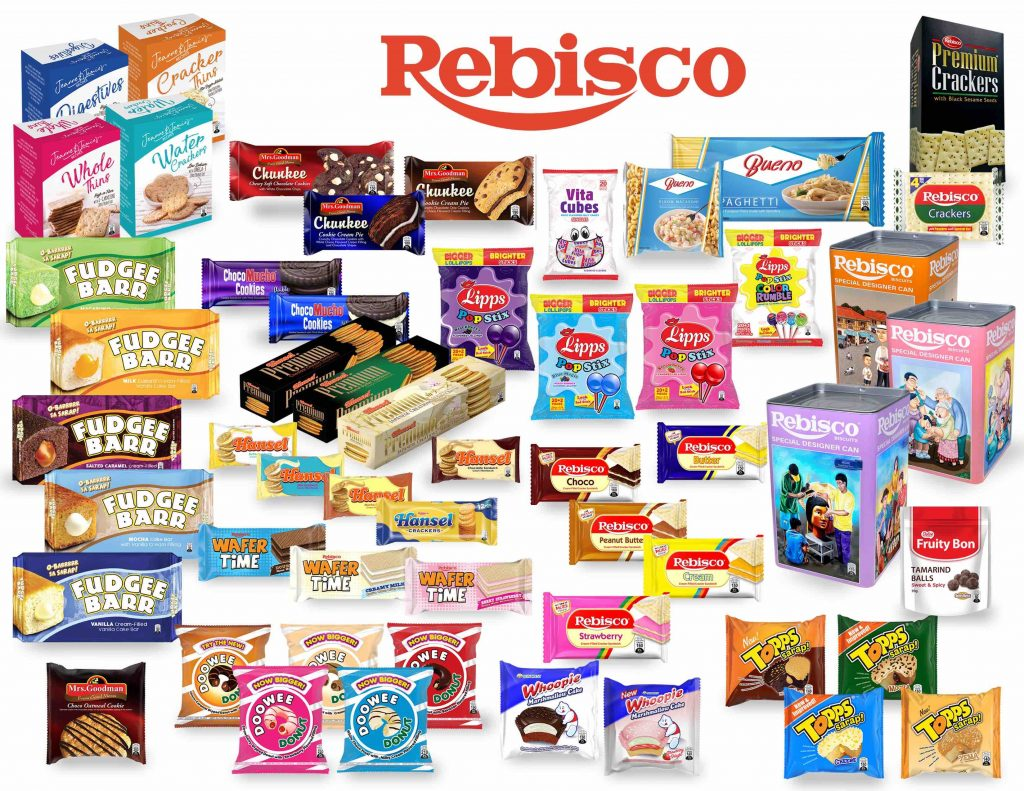 Have A Merrier And Sweeter Christmas With These Rebisco Treats