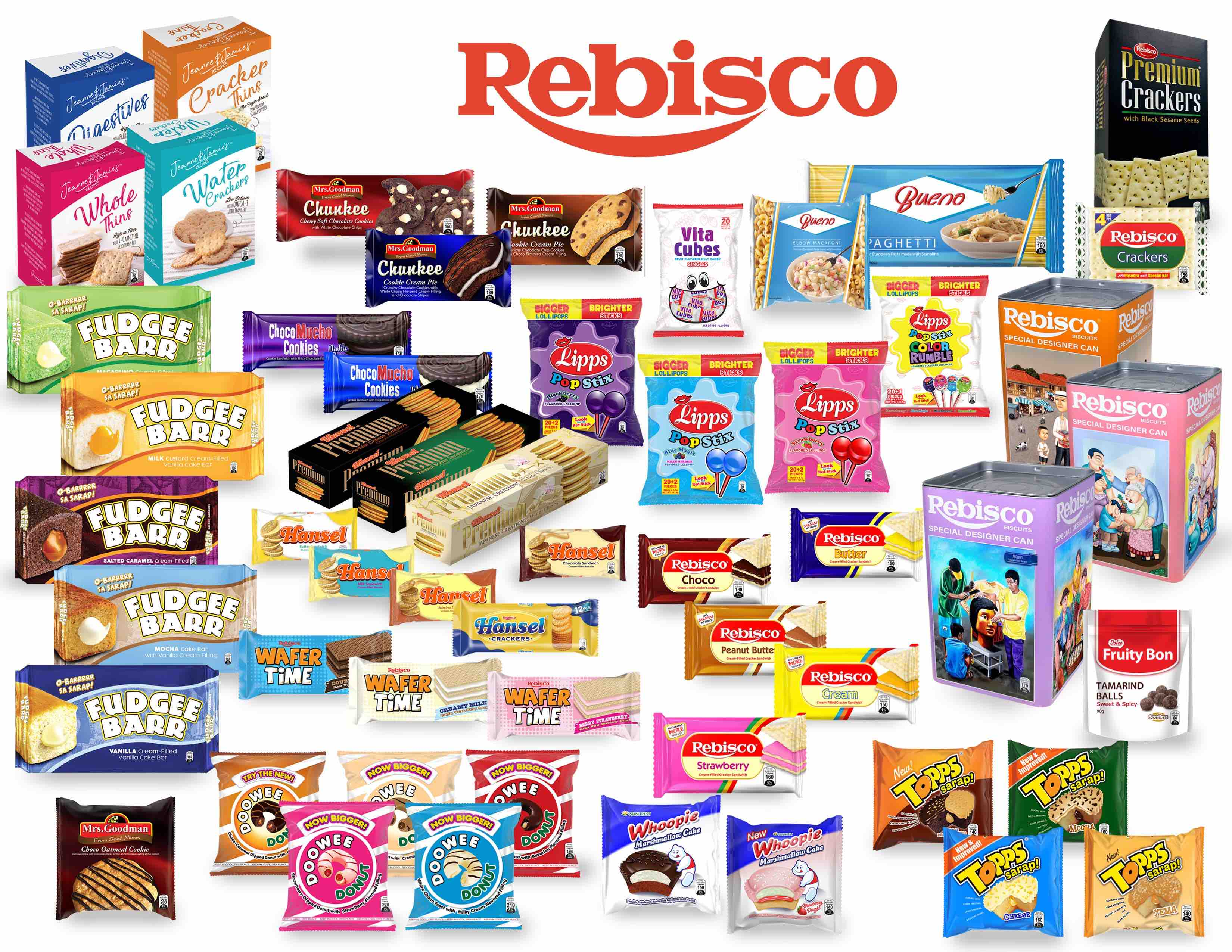 Rebisco Products