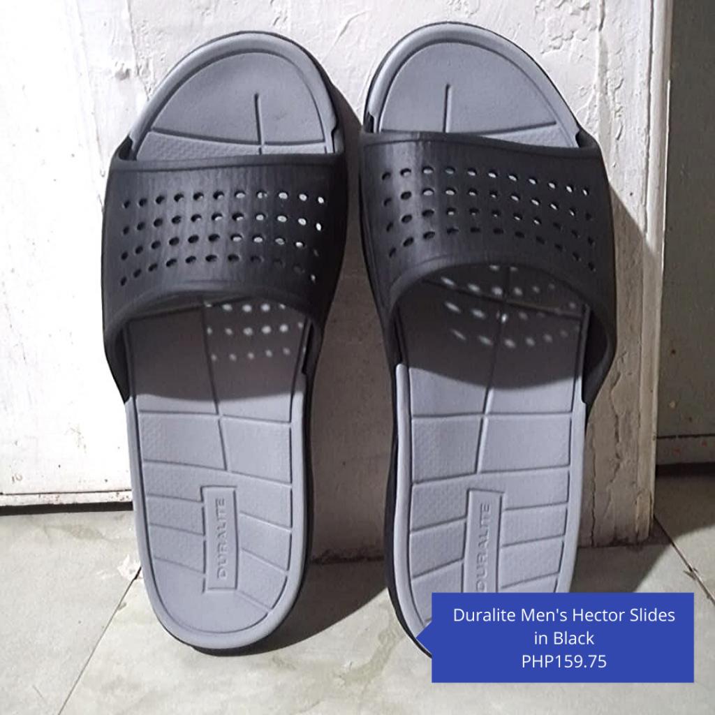 duralite slides for men