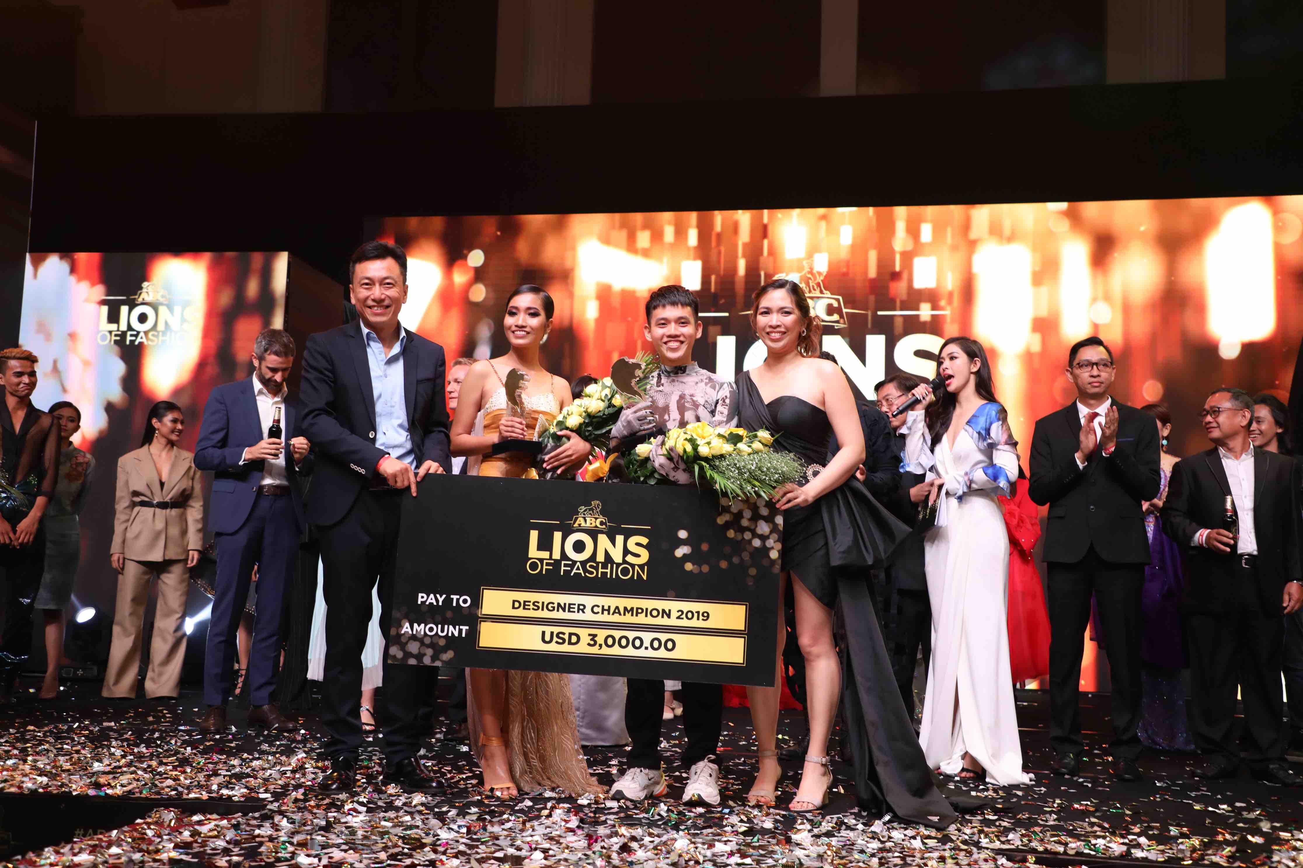 ABC Lions of Fashion