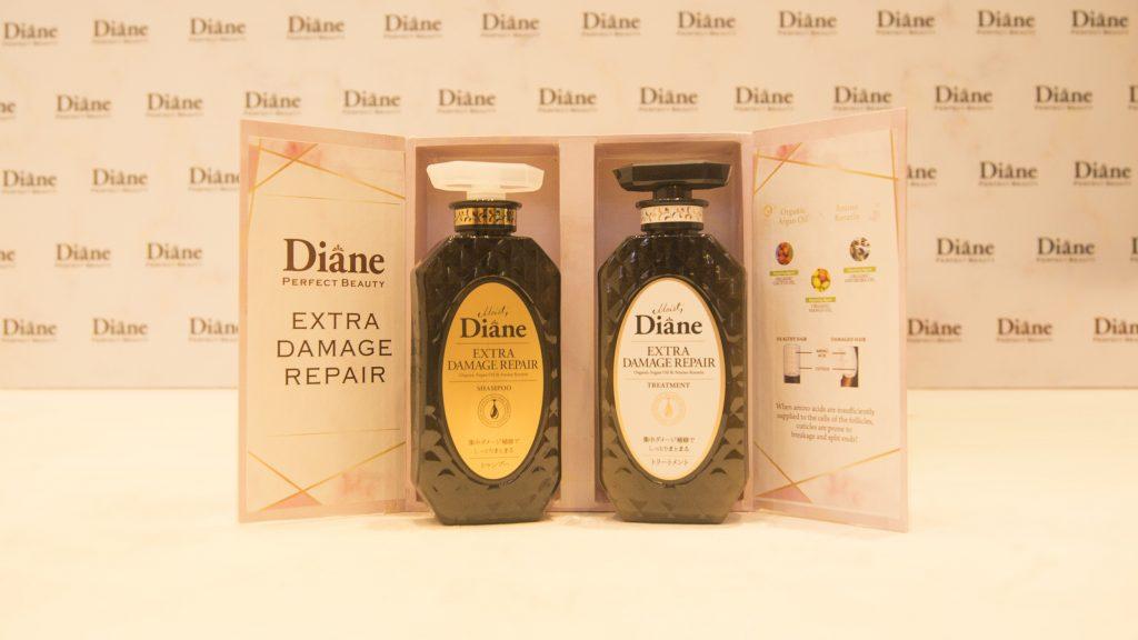 Moist Diane Shampoo & Treatment