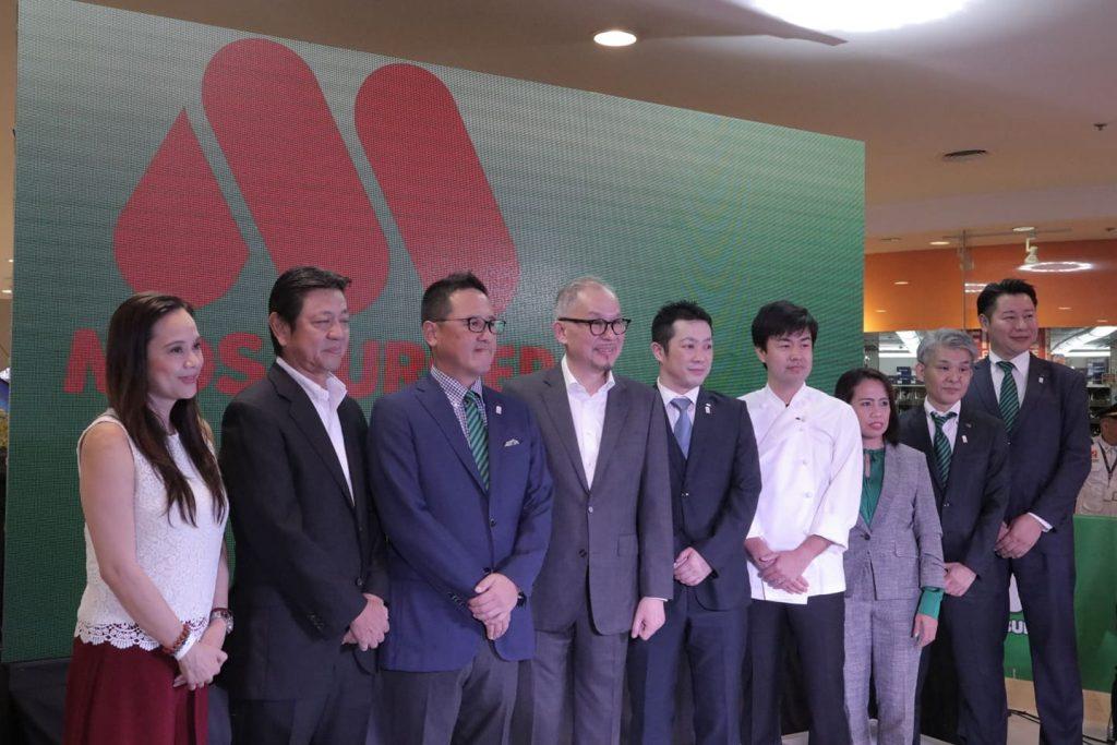 MOS Burger PH Brand Launch