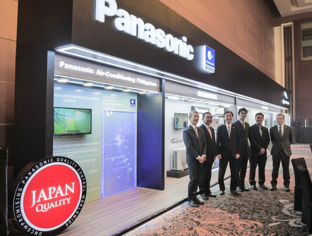 Panasonic Launched Its Air Conditioning Company