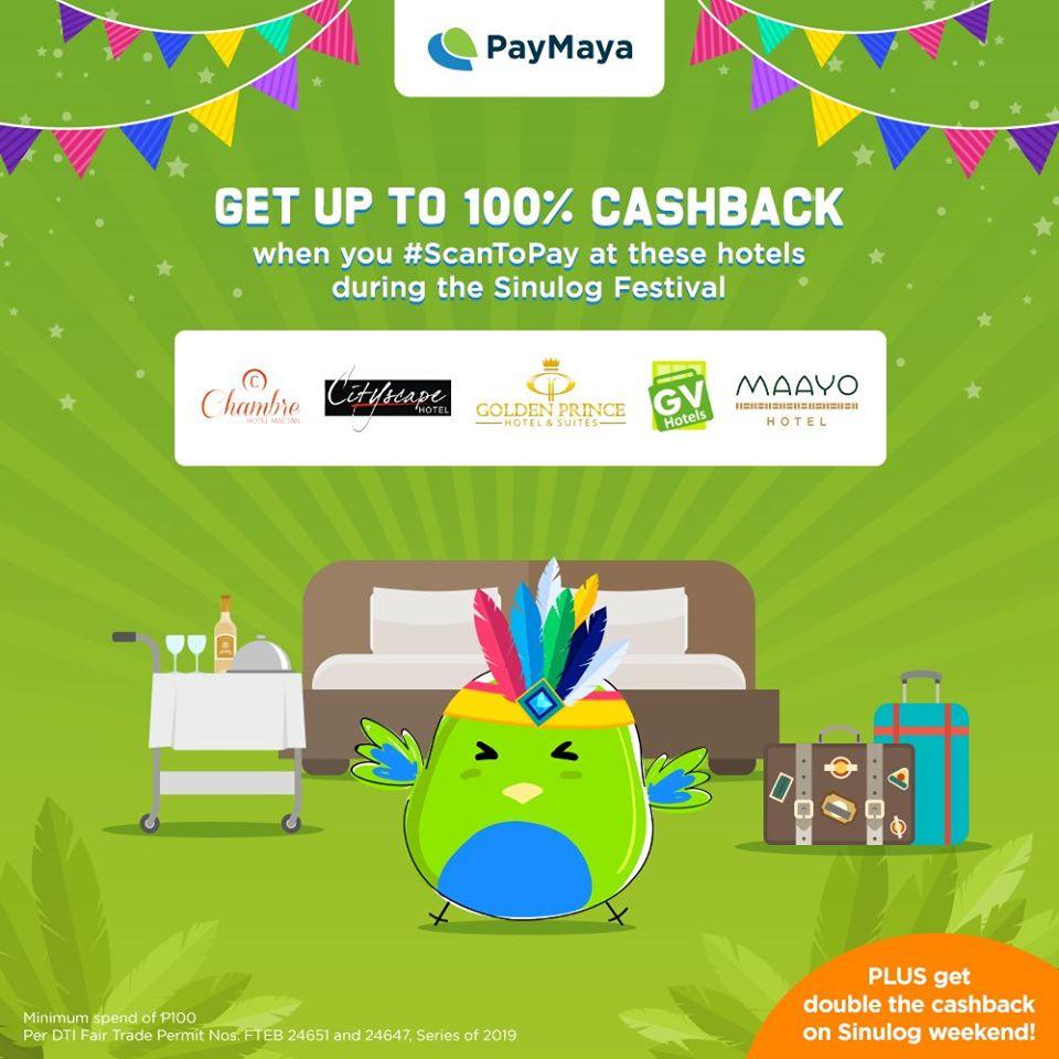 Paymaya Partner Hotels