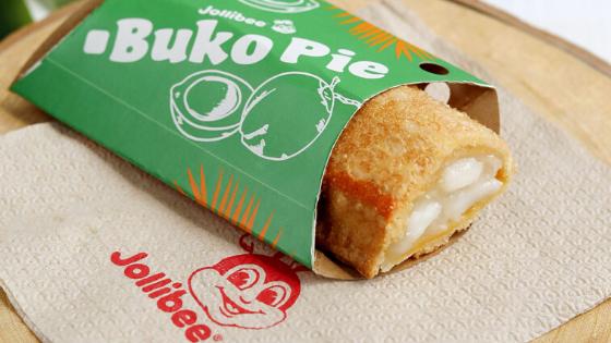 Jollibee Buko Pie Cover