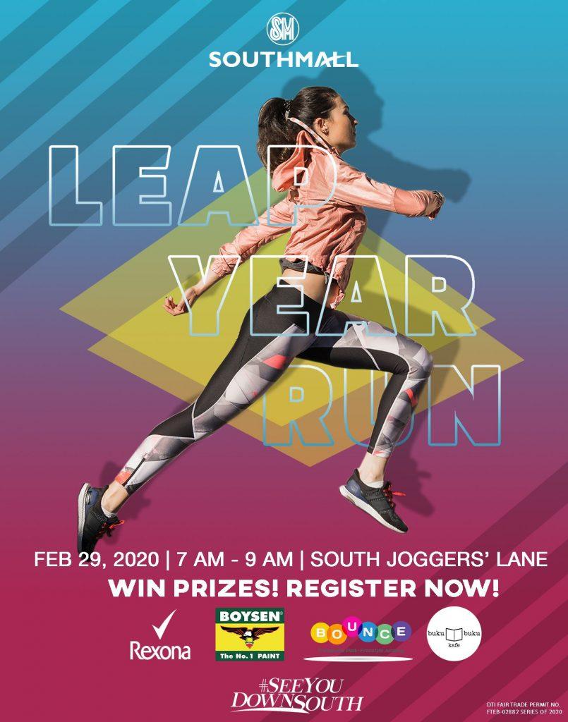 LY Run Poster