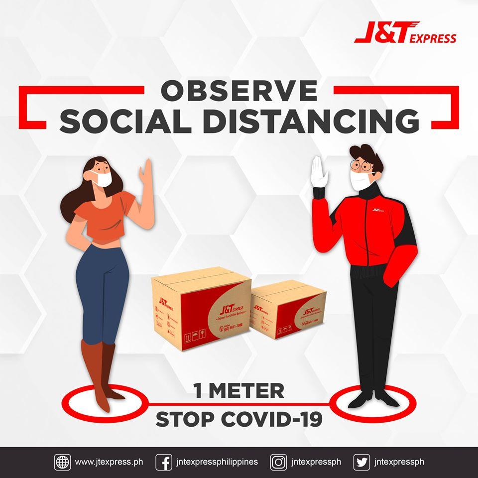 Observe Social Distancing