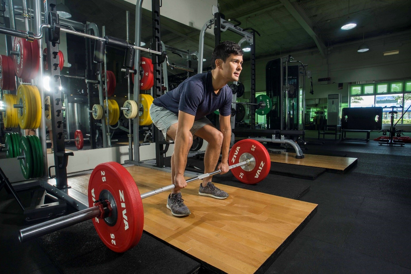 Staying fit and strong amid COVID-19 pandemic