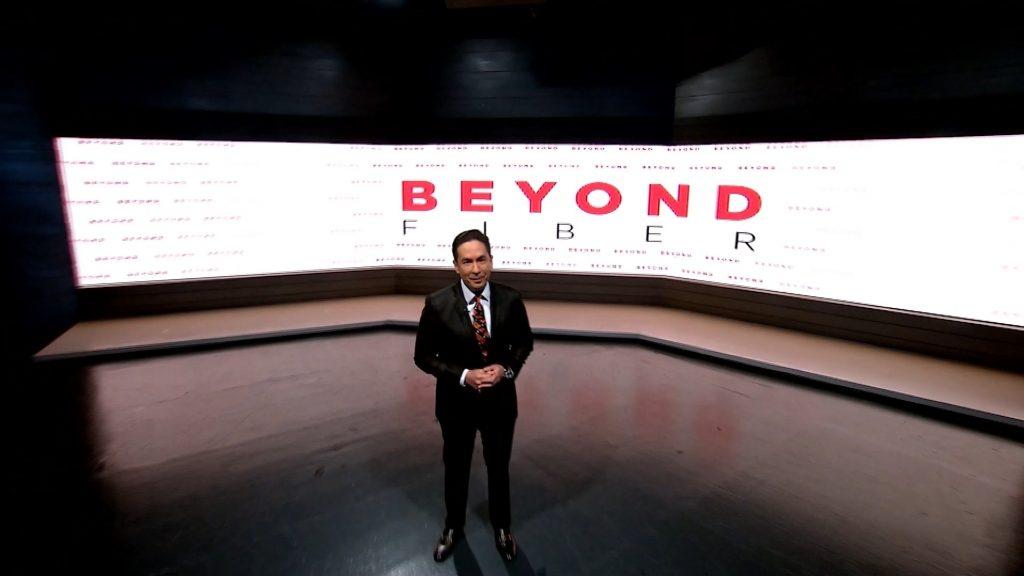 Jovy Hernandez at Beyond Fiber