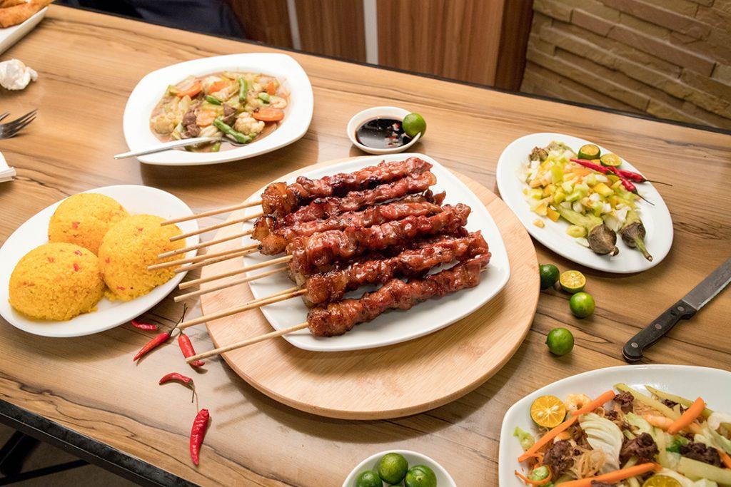 Ineng's Special Barbecue Comfort Food Specialties