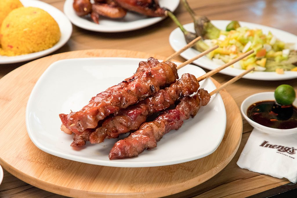 Ineng's Special Pork Barbecue
