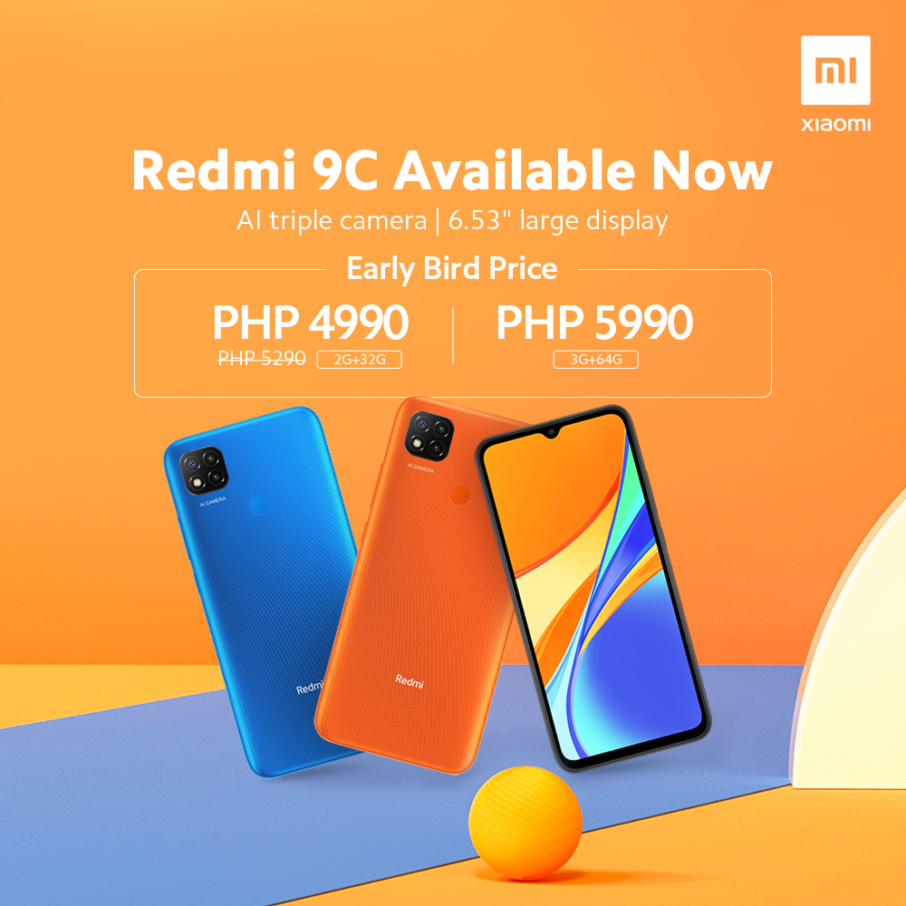 Redmi 9C Shopee