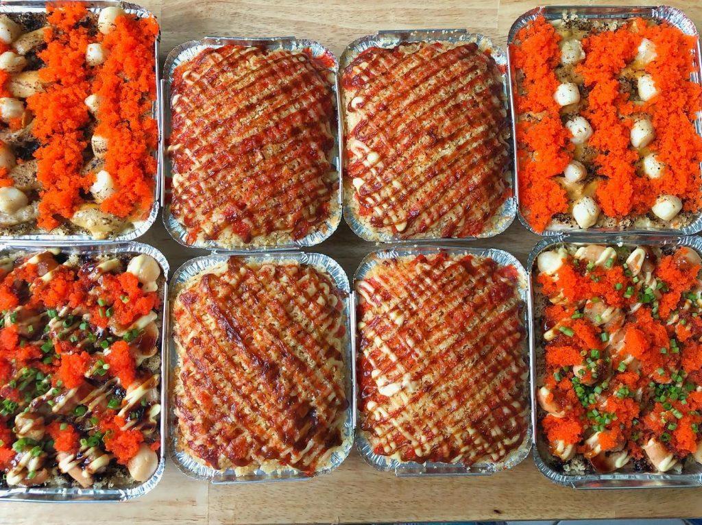Salmon HQ Baked Sushi