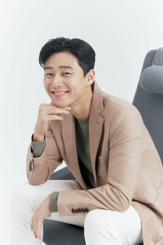 Park Seo Joon for Smart GIGA K-Video