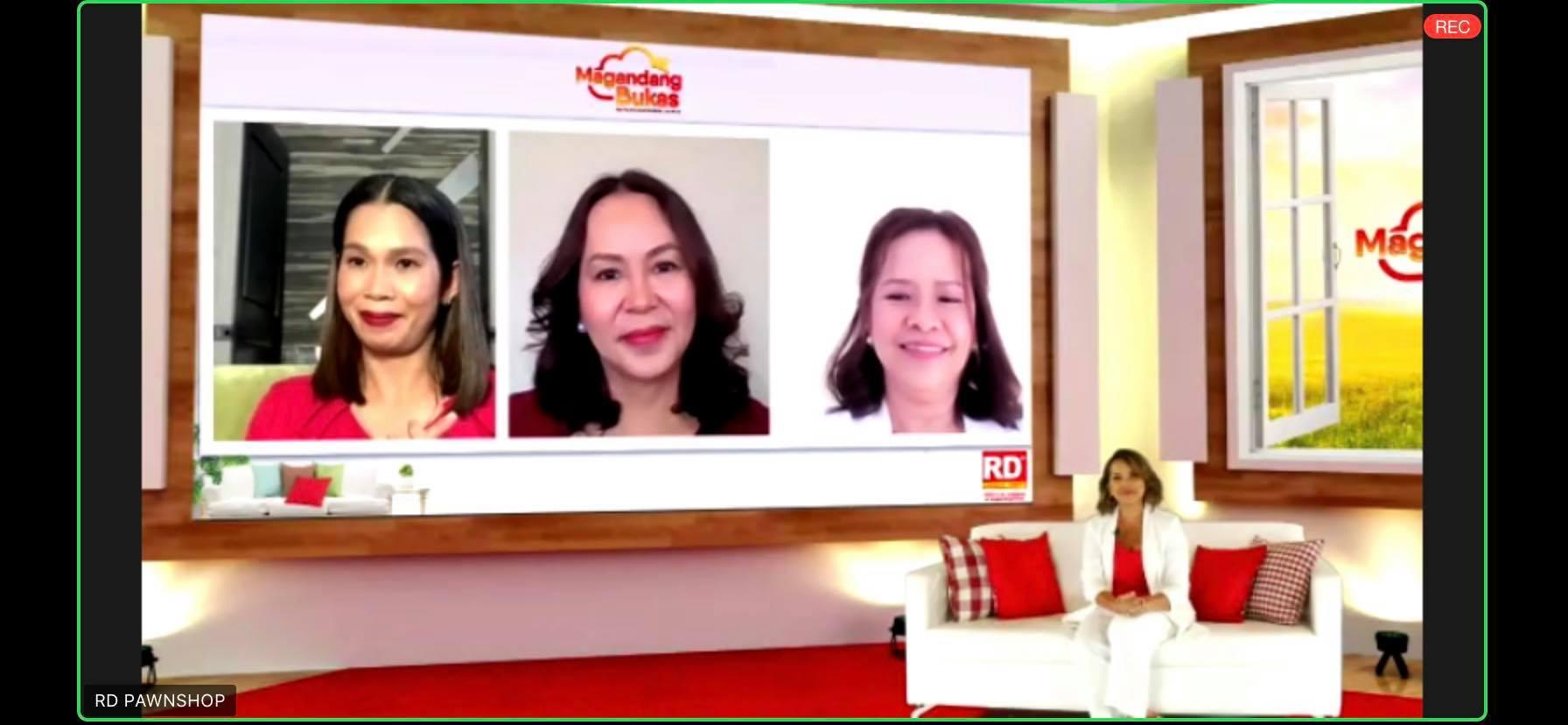 RD Pawnshop Magandang Bukas launch