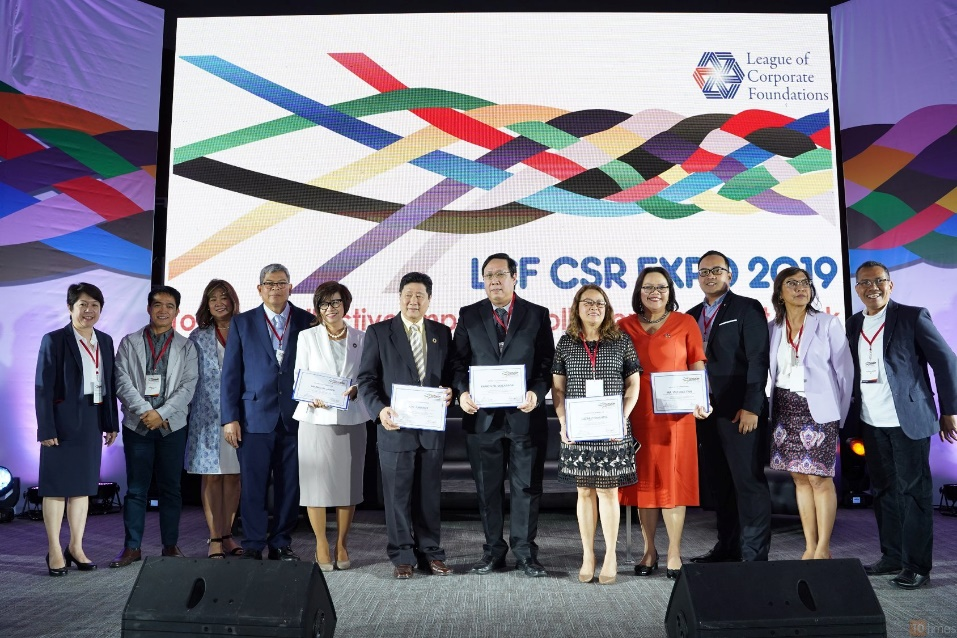 The League of Corporate Foundations to hold 19th CSR Expo