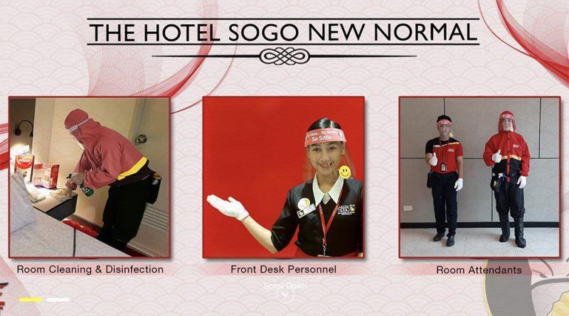 Hotel Sogo New Normal