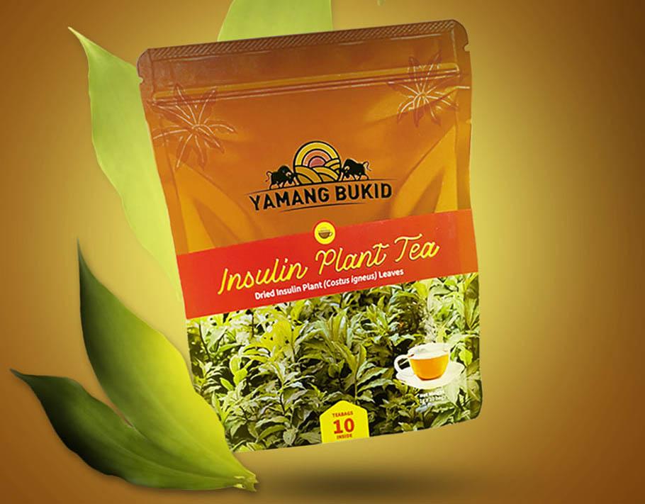 Yamang Bukid Insulin Plant Tea