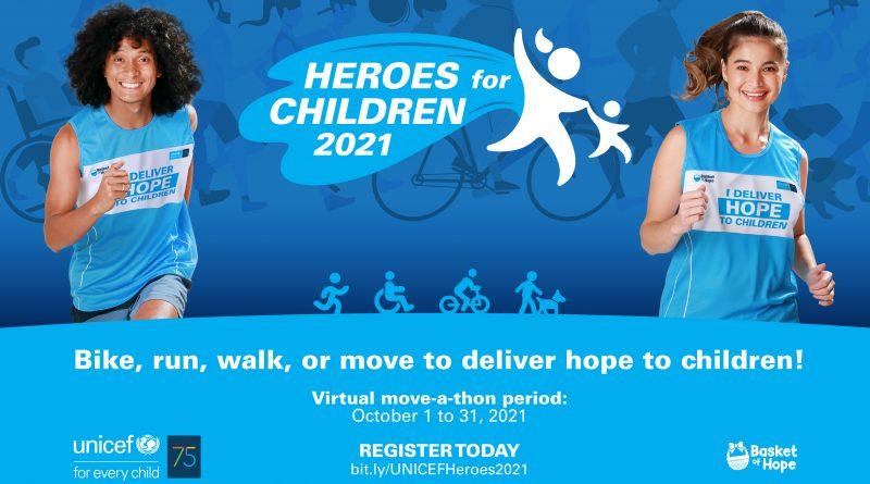 Heroes for Children 2021
